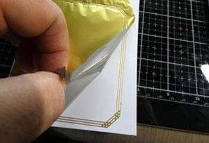 Glimmer Hot Foil System Spellbinders