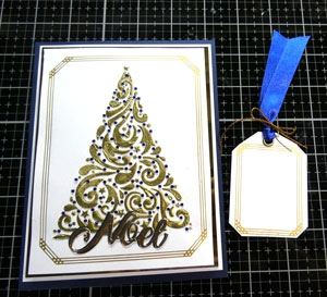 Tutoriel Glimmer hot foil