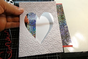 tutoriel carte st-valentin