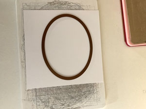 Spellbinders oval