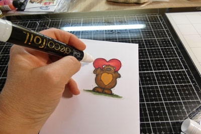 Minc et crayon adhesif Deco Foil