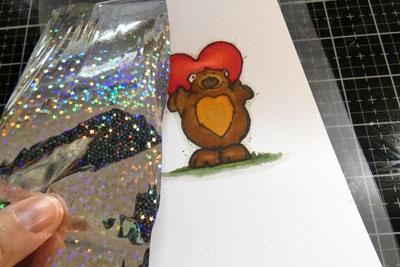 Deco foil adhesif et Minc