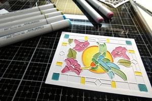 coloration avec Copic