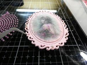 Pince tweezer pour bijoux