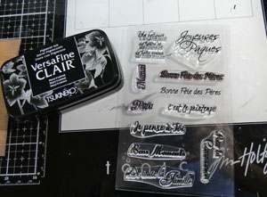 Encre VersaFine Clair nocturne