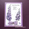 Tutoriel poudre shimmer - Carte fête des mères