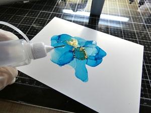 technique refill copic
