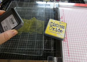 technique gel press